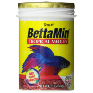 TETRA BETTAMIN FLAKES, 0.81-OUNCE