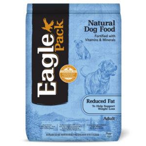 EAGLE PACK REDUCED FAT ADULT DOG FOOD