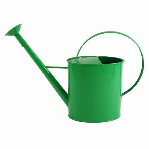Austram Metal Watering Can, 1 Gal., Green