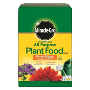 ALL-PURPOSE PLANT FOOD, 1 LB
