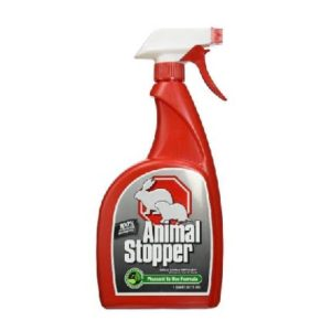 ANIMAL STOPPER WITH TRIGGER SPRAYER, 32 OZ.