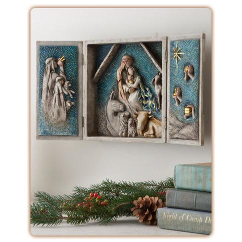 Willow Tree - Starry Night Nativity
