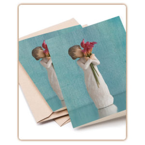 Willow Tree - Notecards Set (Pack of 8)