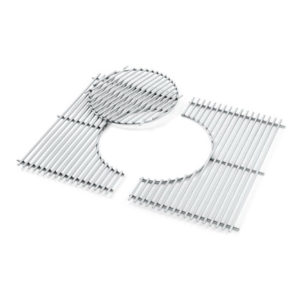 WEBER GOURMET BARBEQUE SYSTEM GENESIS 300 SERIES STAINLESS STEEL GRATES