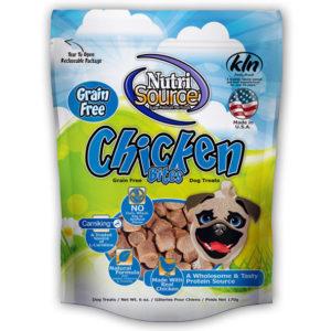 Grain-Free Chicken Dog Treats
