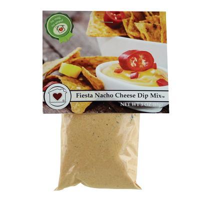 Fiesta Nacho Cheese Dip Mix