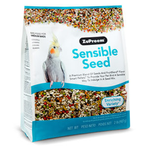 ZuPreem® Sensible Seed, For Medium Birds