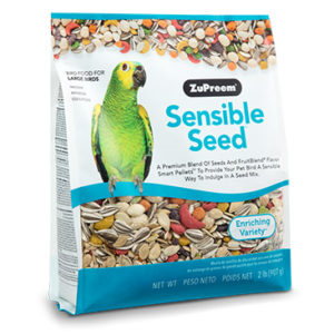 ZuPreem® Sensible Seed, For Large Birds
