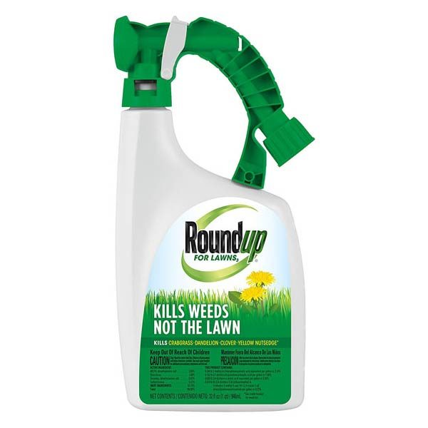 ROUNDUP FOR LAWNS RTS (NORTHERN), 32 OZ.