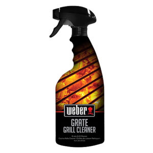 WEBER GRILL CLEANER SPRAY - PROFESSIONAL STRENGTH DEGREASER - NON TOXIC 16