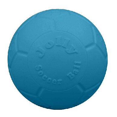 Jolly Soccer Ball, Small, Ocean Blue