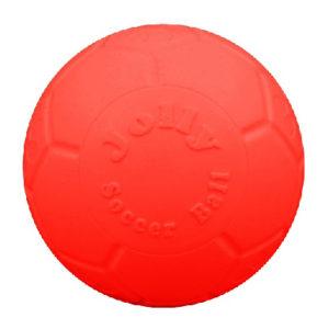 Jolly Soccer Ball, Large, Orange