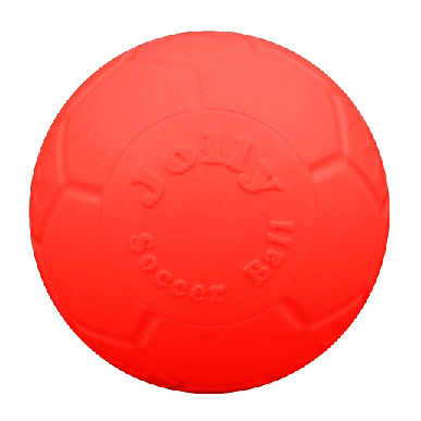 Jolly Soccer Ball, Large, Orange