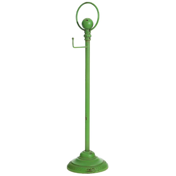 "30.5"" Wreath Hanger - Green Colored"