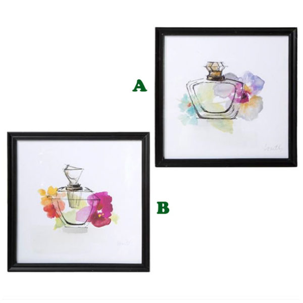 "15"" Perfume Bottle Prints - Sold Separately"