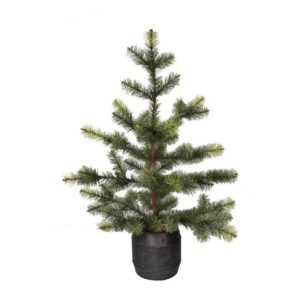 "26"" TRADITIONAL PINE POTTED TREE"