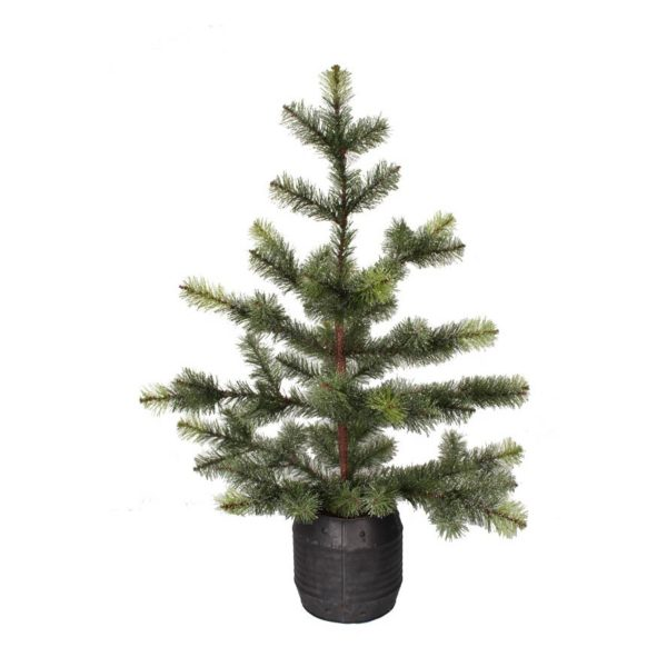 """26"""" TRADITIONAL PINE POTTED TREE"""