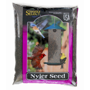 NATURE'S SELECT NYJER SEED, 3 LB