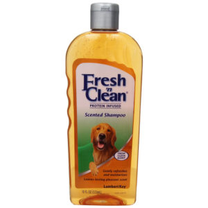 FRESH 'N CLEAN SHAMPOOS FOR DOGS, FRESH CLEAN SCENT
