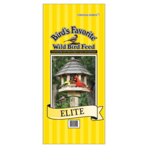 BIRD'S FAVORITE ELITE WILD BIRD FEED, 10 LB