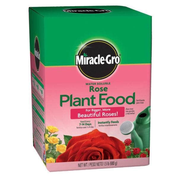 ROSE PLANT FOOD, 1.5 LB