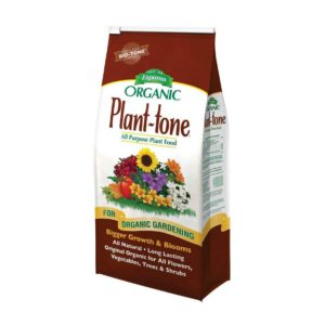 ORGANIC PLANT-TONE, 18 LB