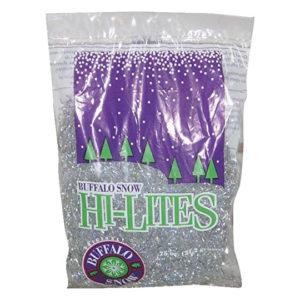 BUFFALO SNOW HI-LITES SNOWFLAKES