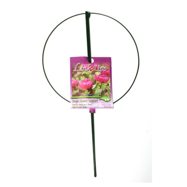 SINGLE PEONY FLOWER SUPPORT, LARGE
