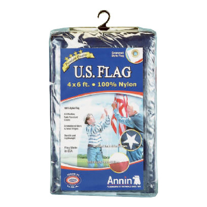 Nylon Replacement Flag, 4 ft. x 6 ft.