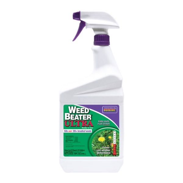 WEED BEATER ULTRA RTU, QUART