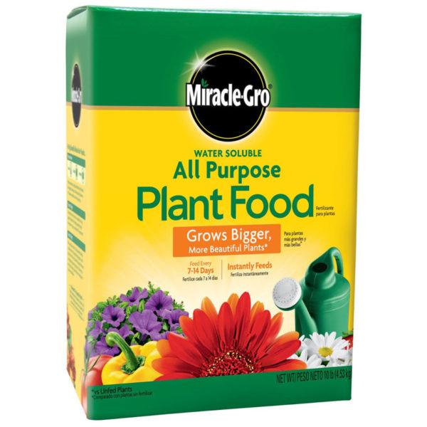 ALL PURPOSE PLANT FOOD, 10 LB.