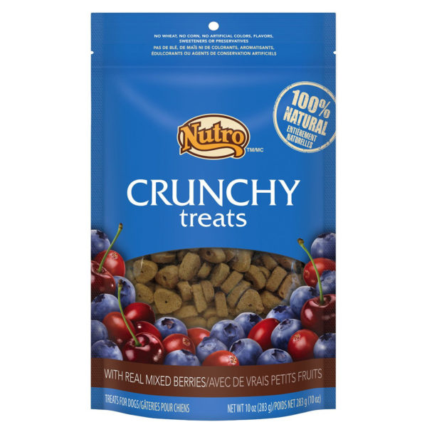 Nutro Crunchy Treats For Dogs