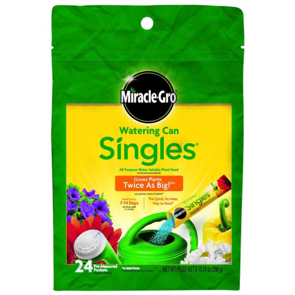 Watering Can Singles (24 count)