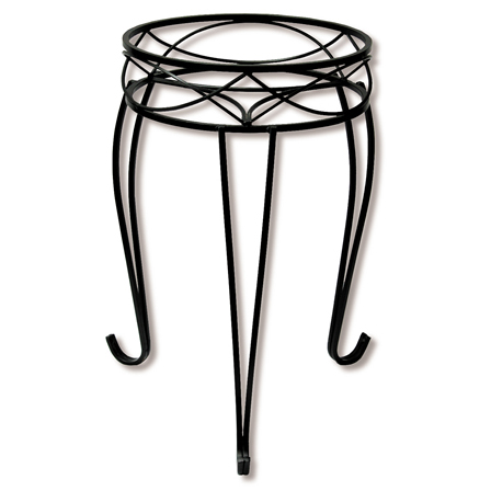 Border Concepts Chelsea Plant Stand, 21 in., Antique Bronze