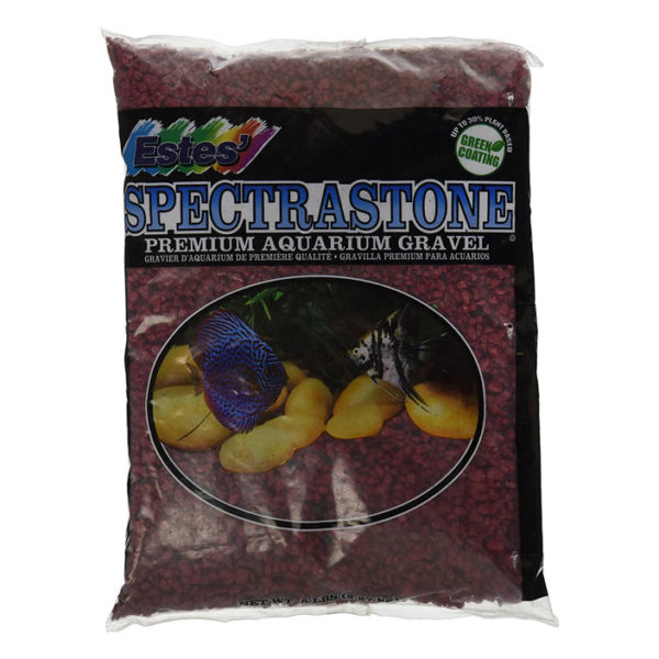 SpectraStone Aquarium Gravel, Special Red, 5 lb.