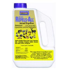 Repel Granules Animal Repellent, 3 Lb.