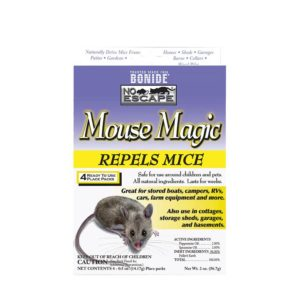 MOUSE MAGIC (4 PACK)