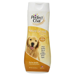 Perfect Coat Oatmeal Shampoo, 16 Ounces