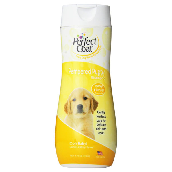 Perfect Coat Puppy Shampoo, 16 Ounce