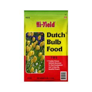 DUTCH BULB FOOD, 4 LB.