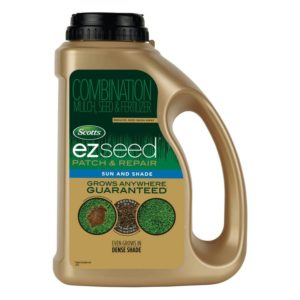 EZ SEED SUN AND SHADE GRASS SEED, 3.75 LB
