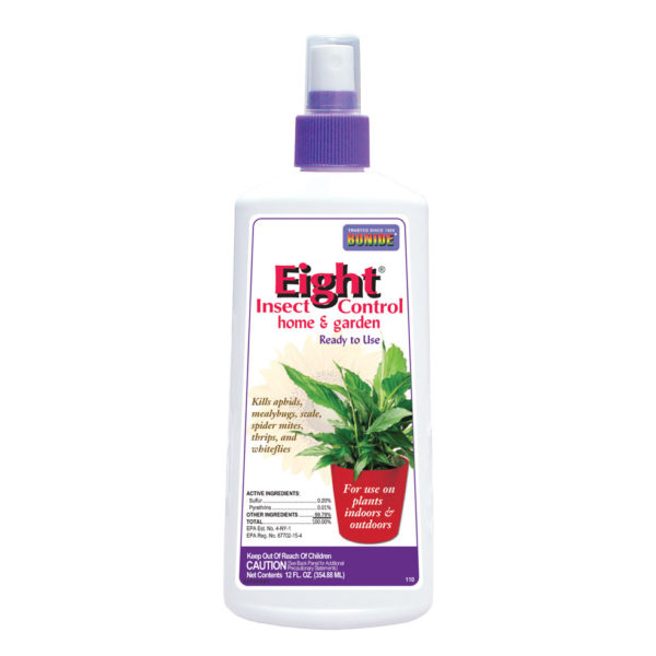 Eight Insect Control Garden & Home RTU