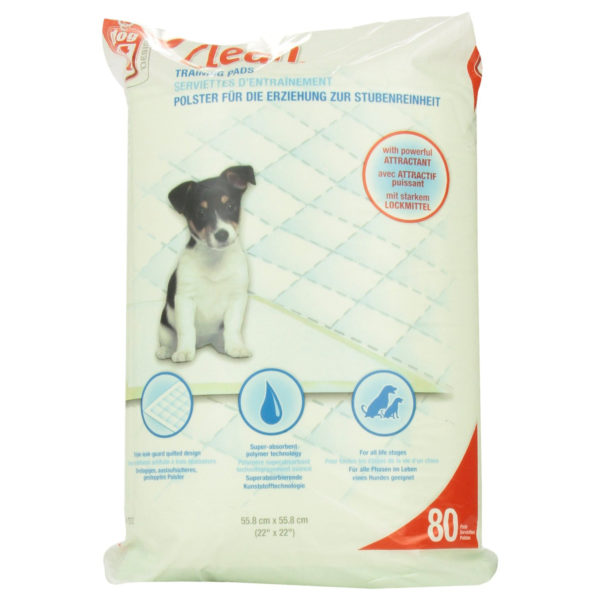 Dogit Training Pads - 80 Pack