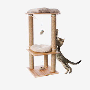 Cat Scratchers and Towers