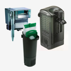 Fish Tank Filters & Pumps