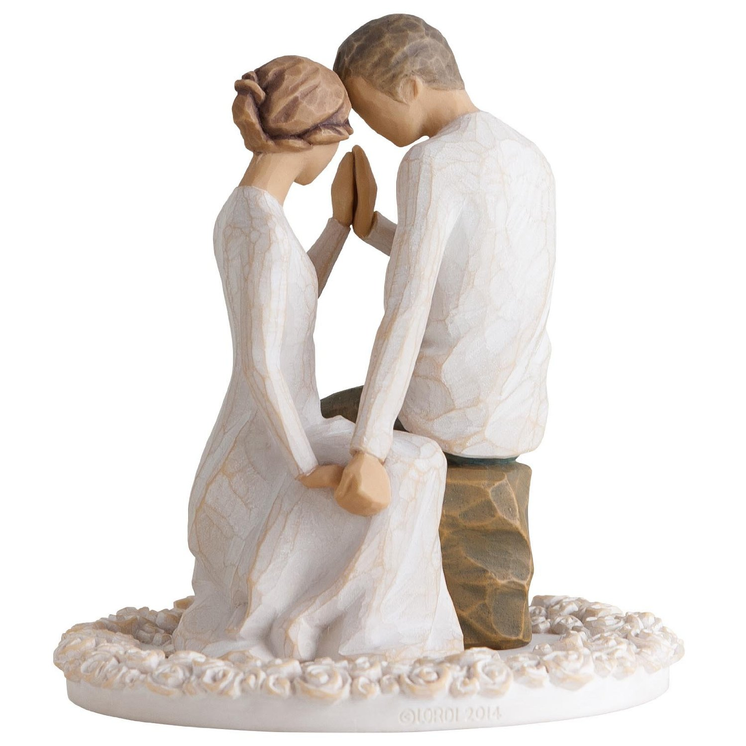 Willowtree Cake Topper Around You Alsip Home Nursery