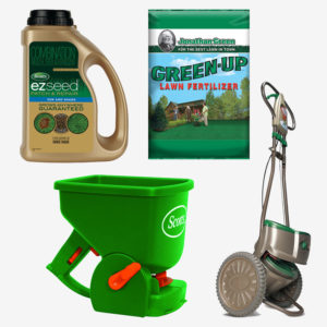 Lawn Care & Weed Control