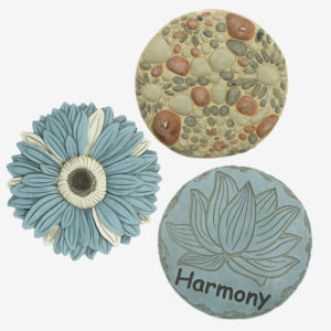 Decorative Stepping Stones