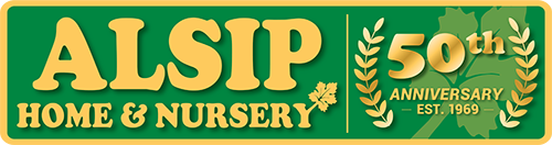 alsip nursery logo 50th anniversary