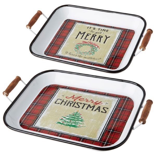Christmas Bowls And Platters.Christmas Serving Bowls Platters Archives Alsip Home
